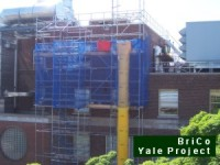 BriCo Yale University Project Window Removal